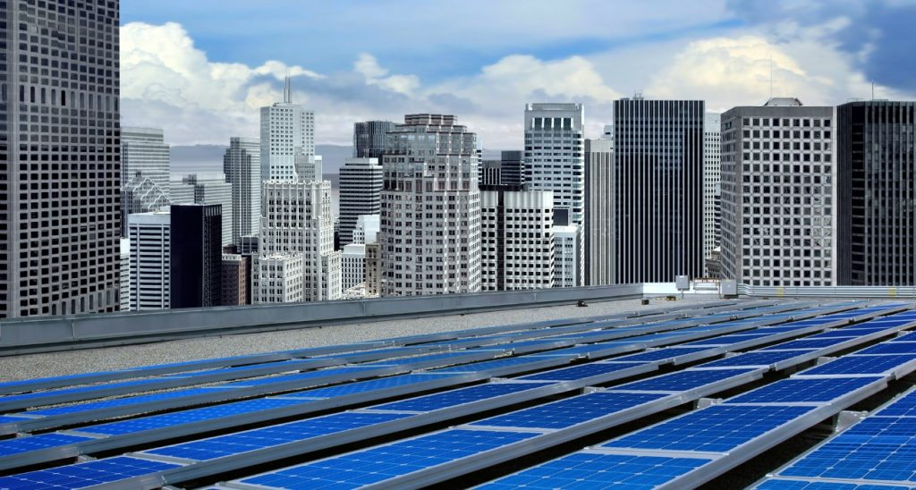 Commercial Solar Panels for Buildings