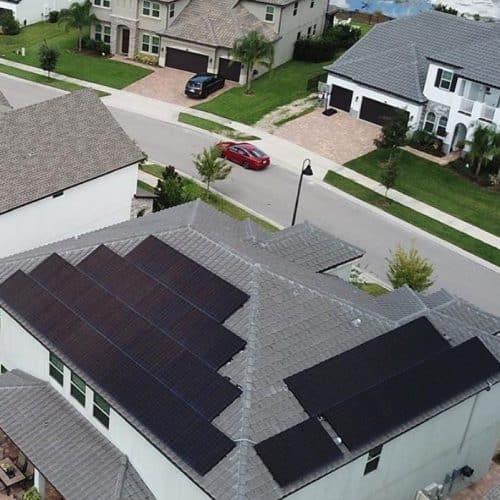 Solar St. Johns Lake - home page